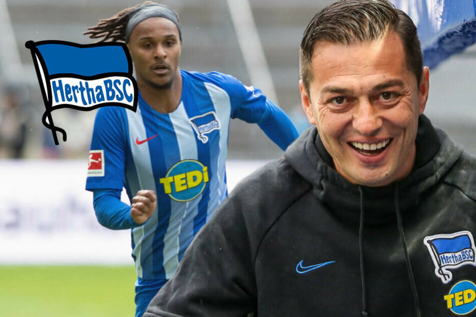 """Ex-Hertha-Star Lazaro stärkt Covic den Rücken: """"Der richtige Mann"""""""
