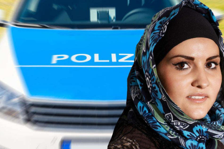 Berlin: Mädchen am Kopftuch gezogen, geschlagen und mit Blut-Spritze bedroht
