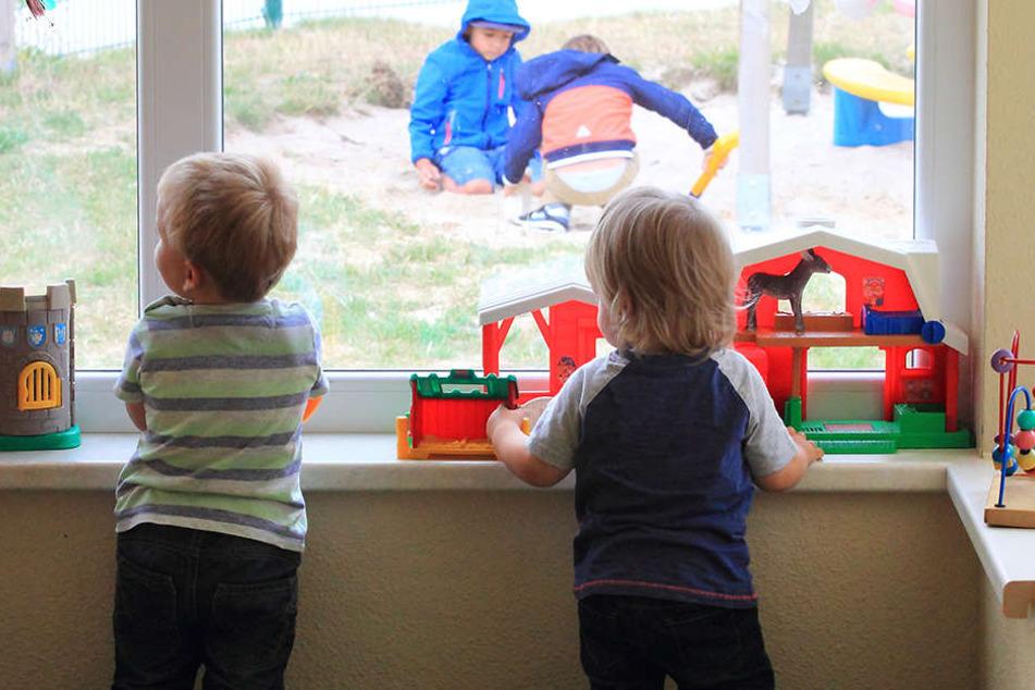 Kinder werden immer schnell krank, weil sie auch immer früher in die U3-Betreuung kommen.