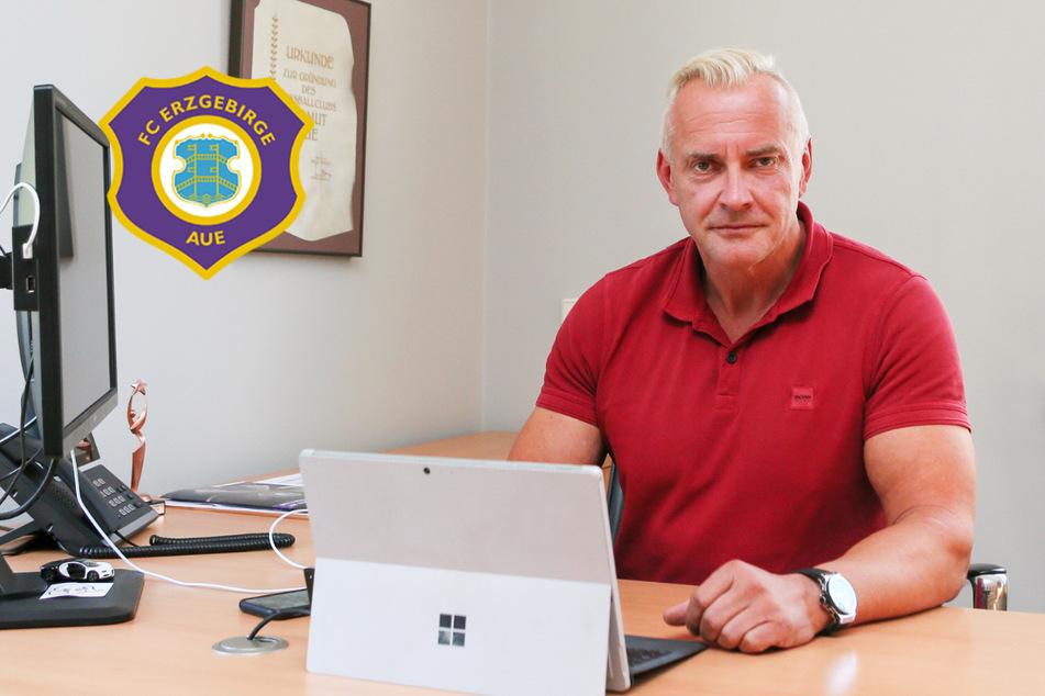 Spielfrei? Aue-Boss Voigt will DFL und Gegner zu Planänderung bewegen