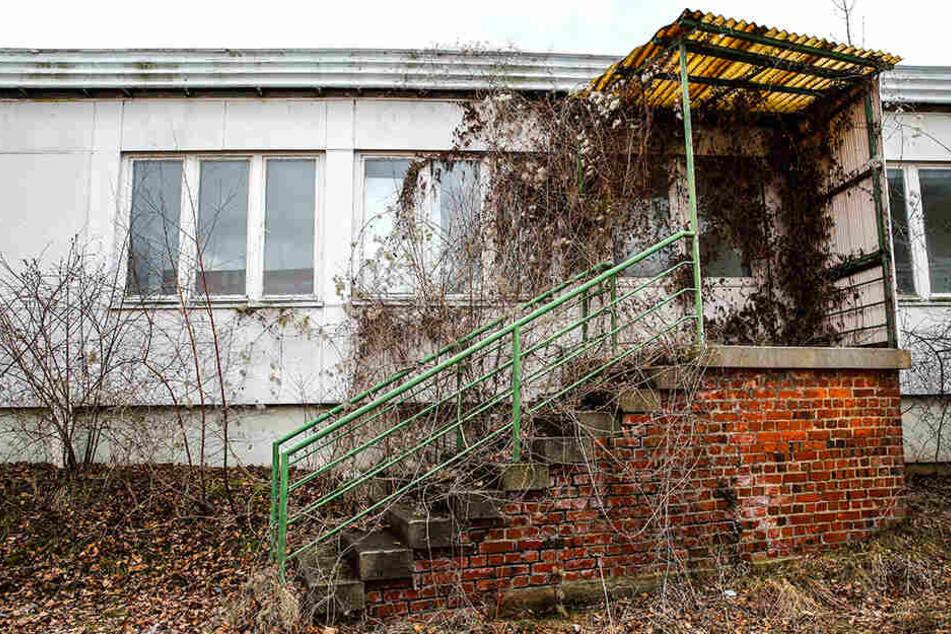 In diesem einst als DRK-Gebäude genutzten Haus, sollen die Taten passiert sein.