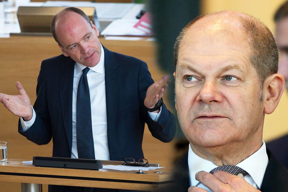 Neue Grundsteuer: Sachsens Finanzminister lehnt Pläne des Bundes ab