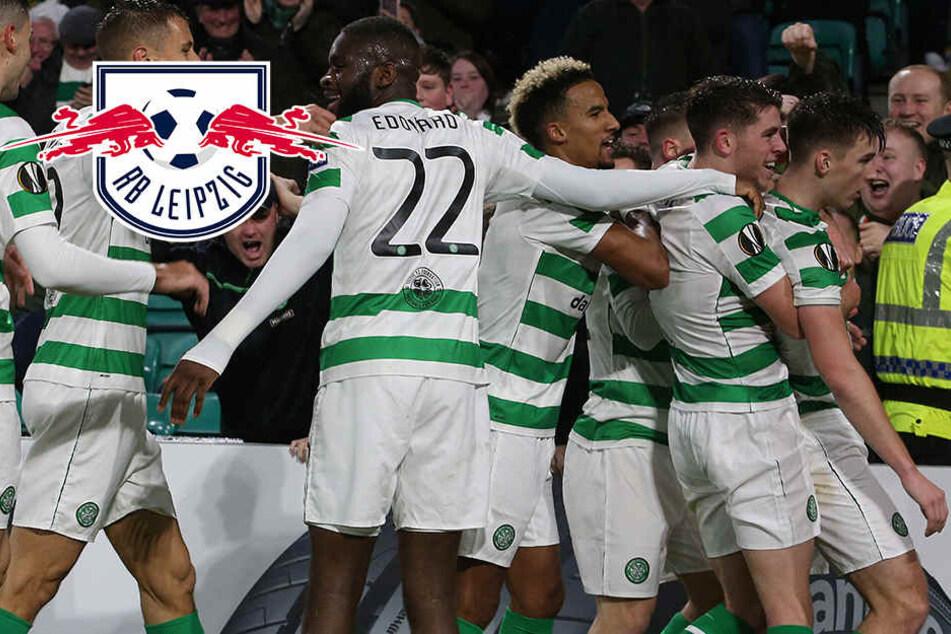 """RB Leipzig verliert richtungsweisendes Spiel in der """"grünen Hölle"""" gegen Celtic"""