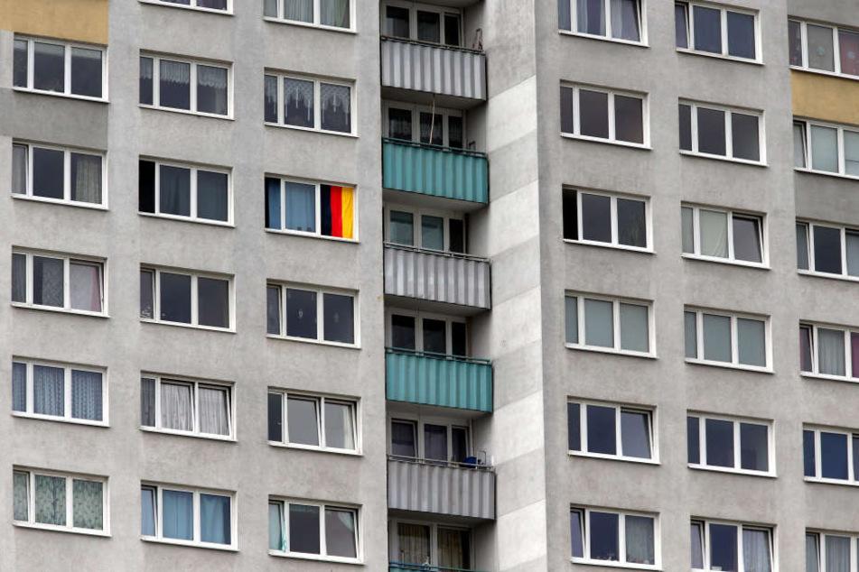 Ein Hund ist während eines SEK-Einsatzes in Berlin-Marzahn vom Balkon gestürzt und gestorben (Symbolbild).