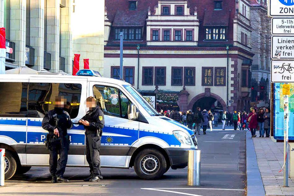 Die Stadt Leipzig hat an bekannte mutmaßliche Trickdiebe und Antänzer schriftliche Aufenthaltsverbote verschickt.
