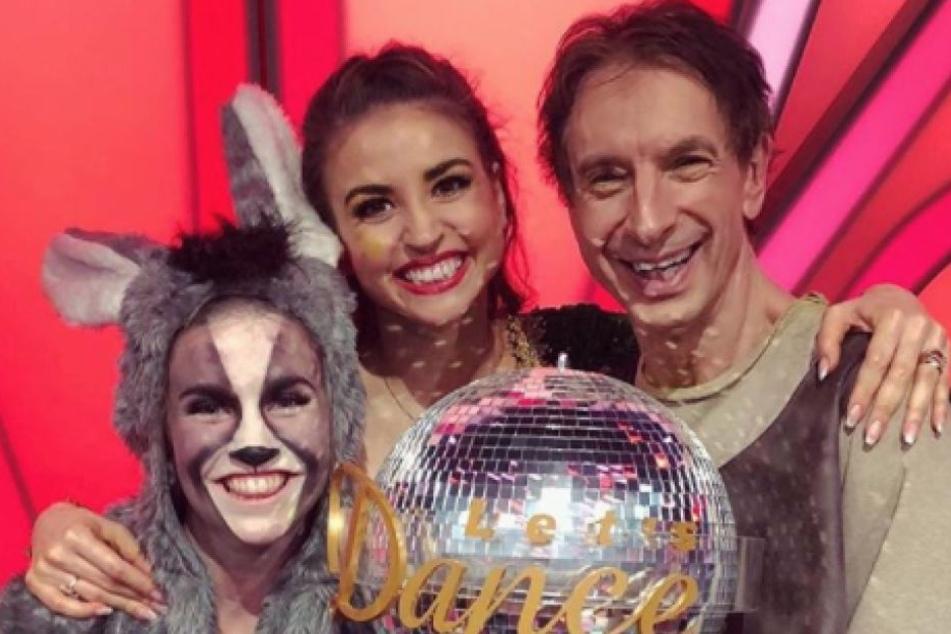 "Let's Dance: So emotional sagt Ekaterina Leonova ""Danke"""