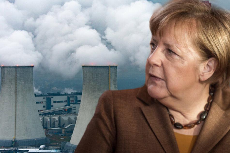 Kohle-Ausstieg: Jetzt kommt die Kanzlerin zum Gipfel