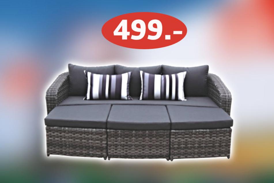 Über 44 Prozent spart Ihr auf dieses Set (791004) beim SSV von Möbel GRAF!