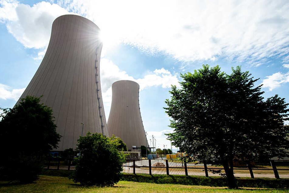 Deutsche Atomkraftwerke stellen eine reale Bedrohung dar.