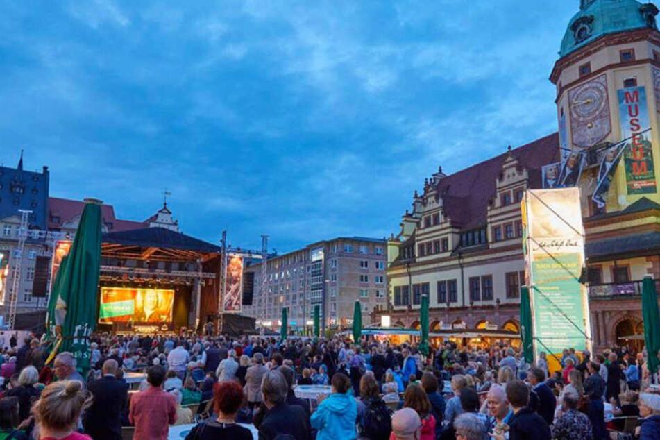 Die Veranstalter des Bachfestes freuen sich über einen guten Auftakt in diesem Jahr.