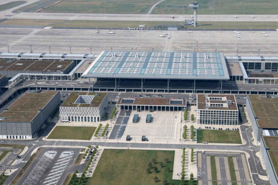 Der neue Hauptstadtflughafen BER soll im Herbst nächsten Jahres eröffnen.
