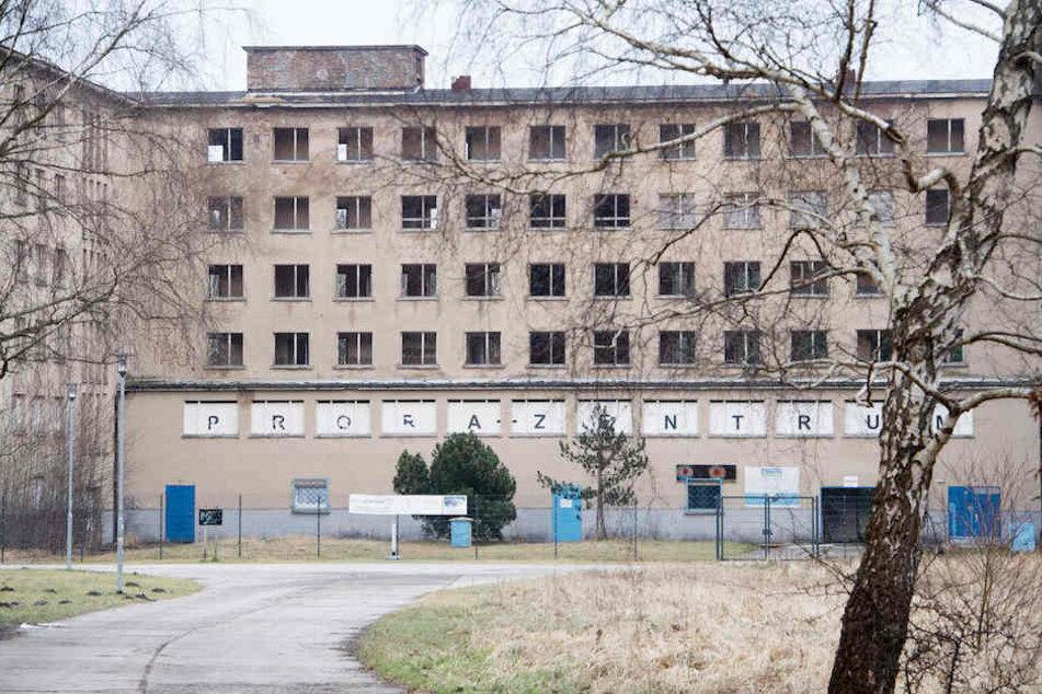 Block 5 der noch 2,5 Kilometer langen Anlage soll von Investoren zu Wohnungen umgebaut werden.