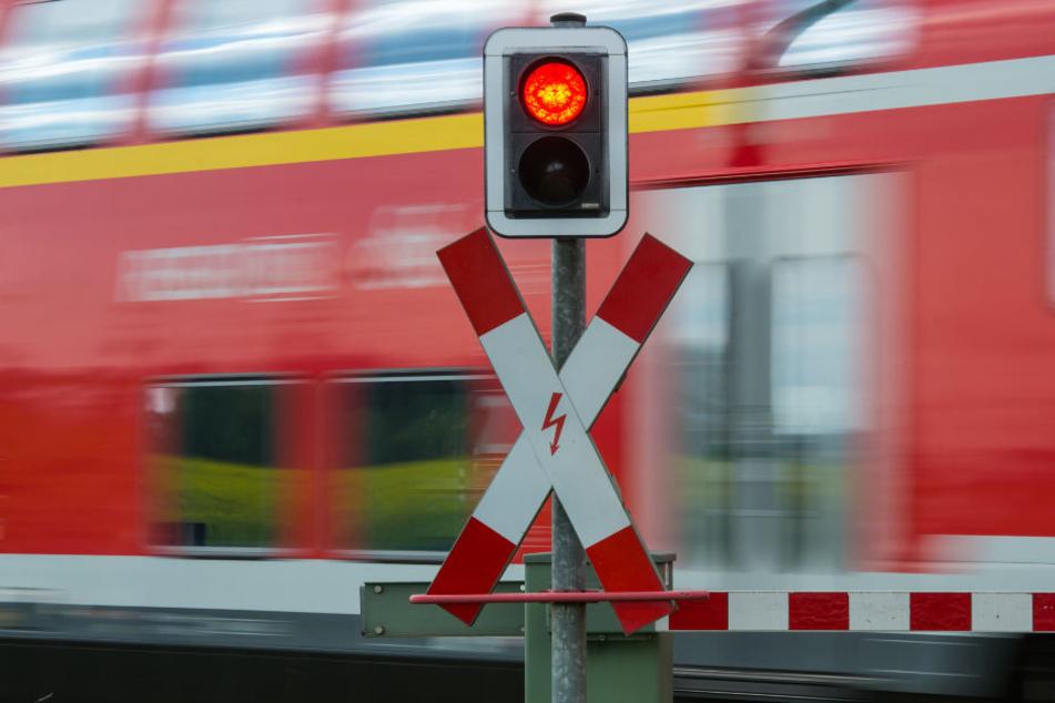Der Regionalexpress fuhr am Bahnhof Wattenscheid einfach weiter. (Symbolbild)