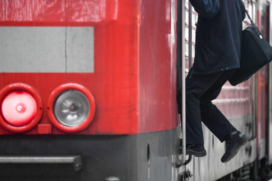 Auch die rund 900 Schienensuizide im Jahr schrecken Bewerber ab. (Symbolbild)