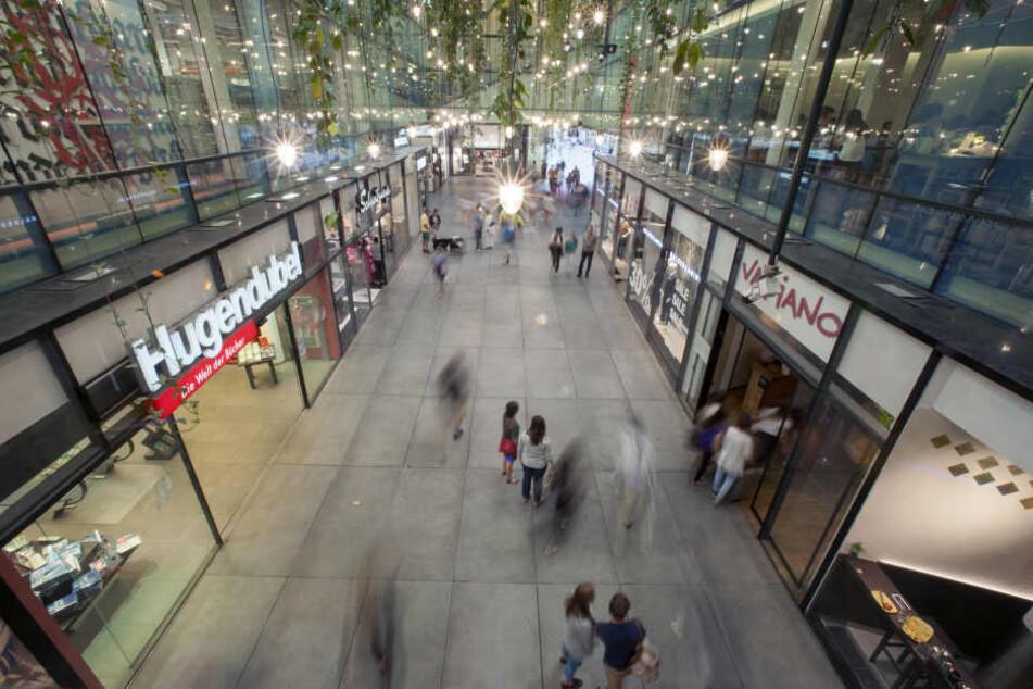 Bislang profitierten vor allem große Einkaufscenter von verkaufsoffenen Sonntagen.