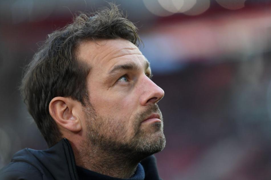 Seit Oktober 2018 neuer VfB-Trainer: Markus Weinzierl (44).
