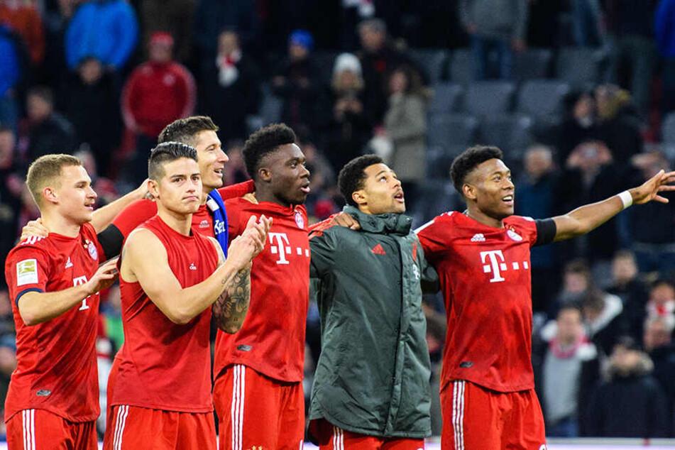 Der FC Bayern München hatte mal wieder Losglück und empfängt daheim Zweitligist 1. FC Heidenheim.