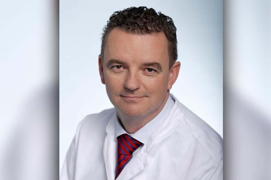 Clemens Wendtner, der Chefarzt des Klinikums Schwabing.