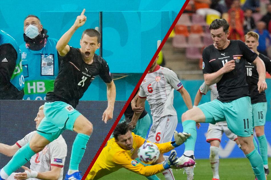 Sieg zum EM-Auftakt! Lainer und Gregoritsch bescheren Österreich Dreier gegen Nordmazedonien