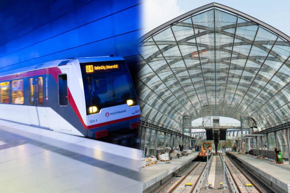 Es geht doch! Hochbahn spart bei neuem U4-Halt 33 Millionen Euro