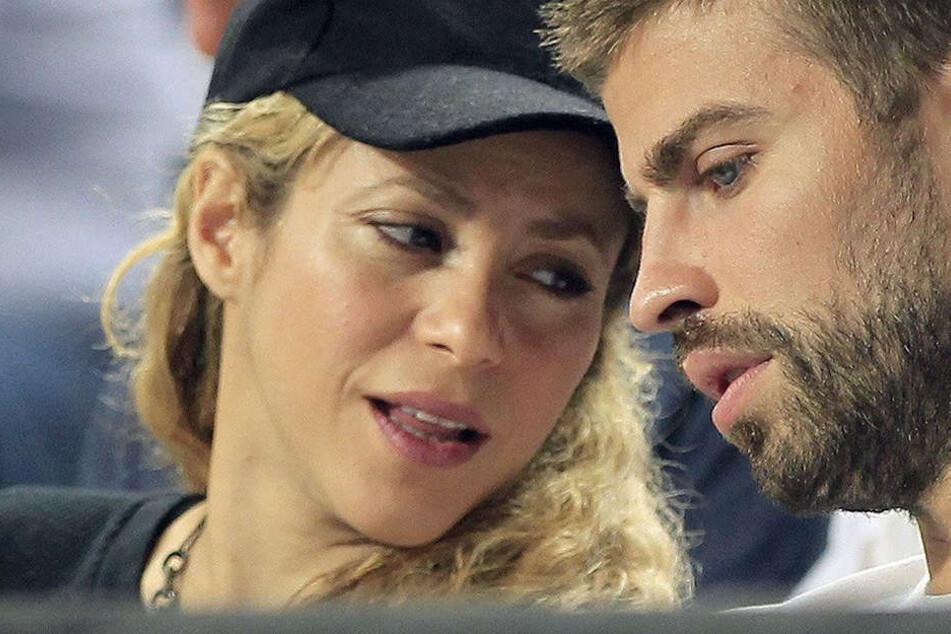 Shakira und Piqué äußern sich zur Trennung