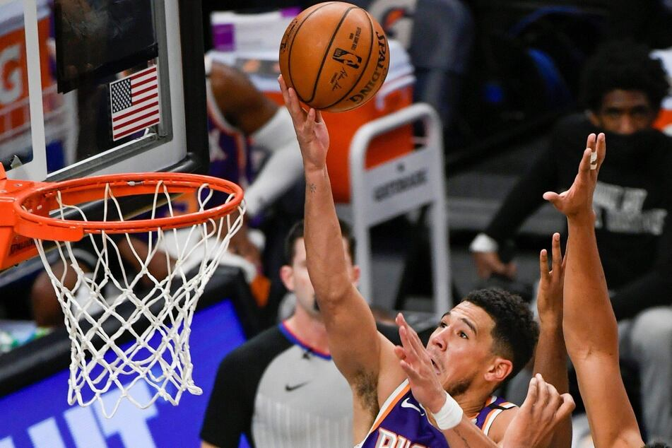 NBA Playoffs: The Suns are on the verge of sweeping the Nuggets after a big road win in game three
