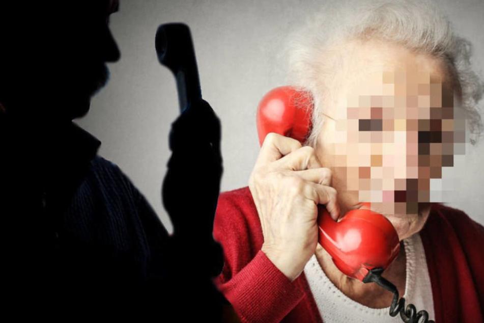 Die Betrüger haben es vor allem auf ältere Menschen abgesehen. Die Kriminellen gehen dabei arbeitsteilig vor. (Symbolbild)