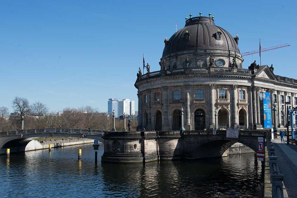 Das Bode-Museum im Herzen von Berlin. Dort klauten die Diebe die wertvolle Goldmünze.