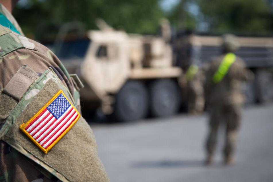 Der 32-jährige Soldat starb bei einem Unfall auf dem Truppenübungsplatz Grafenwöhr. (Symbolbild)