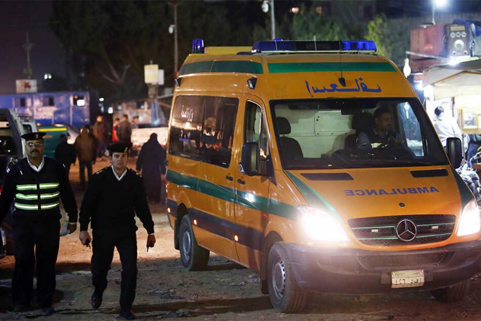 Entschärfung geht schief: Bombe tötet Polizisten!