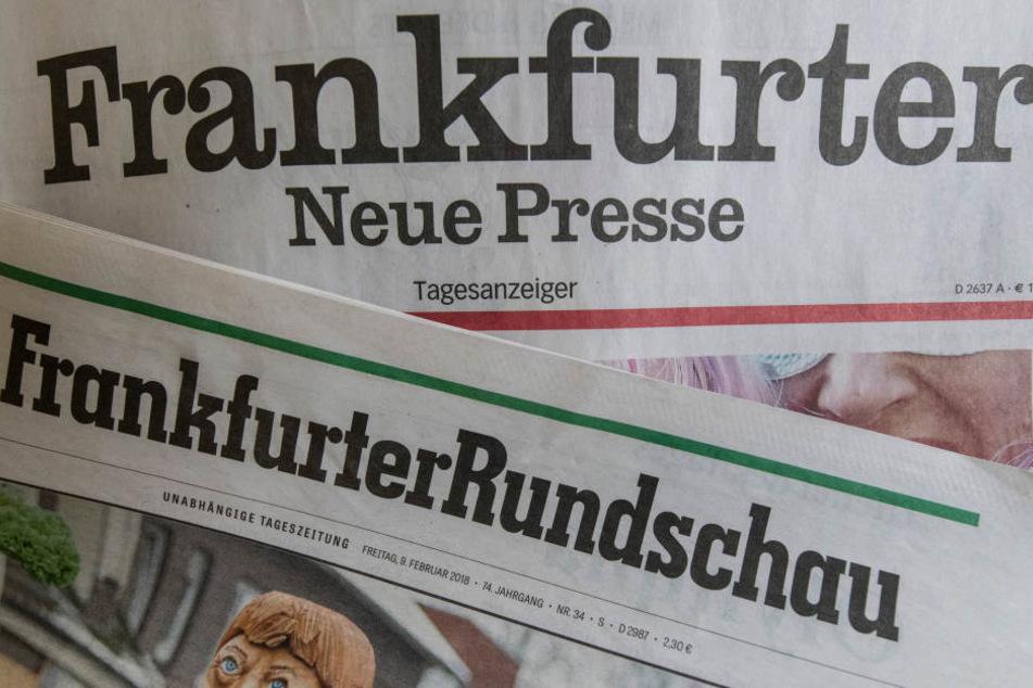 """Neben der """"FNP"""" und """"FR"""" würden auch die jeweiligen Regionalausgaben und die Frankfurter Societäts-Druckerei verkauft."""