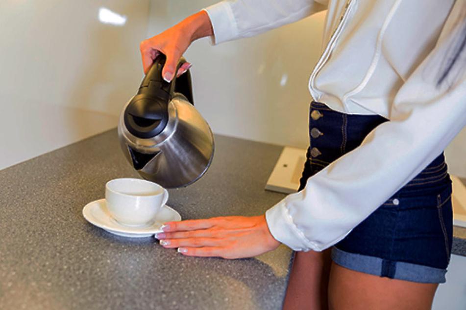 Tee-Wasser ein zweites Mal aufkochen? Seid damit lieber vorsichtig.