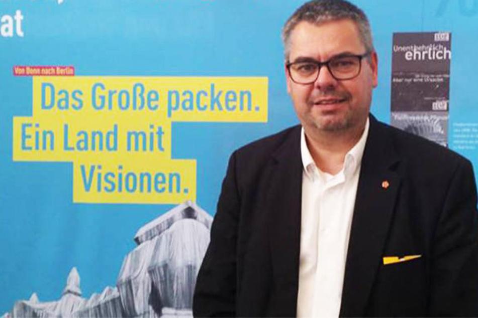 Der ehemalige FDP-Politiker muss 15.000 Euro zahlen.