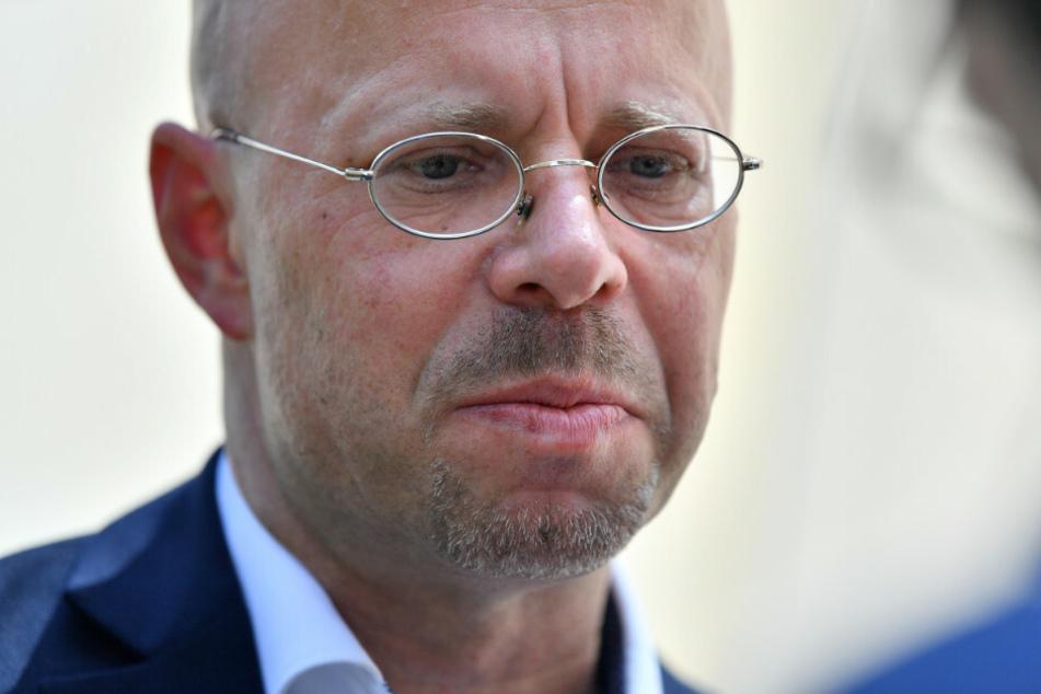 Andreas Kalbitz (47, AfD) musste vor Gericht eine herbe Schlappe hinnehmen. Der Eilantrag gegen seinen Rauswurf aus der AfD wurde abgelehnt.