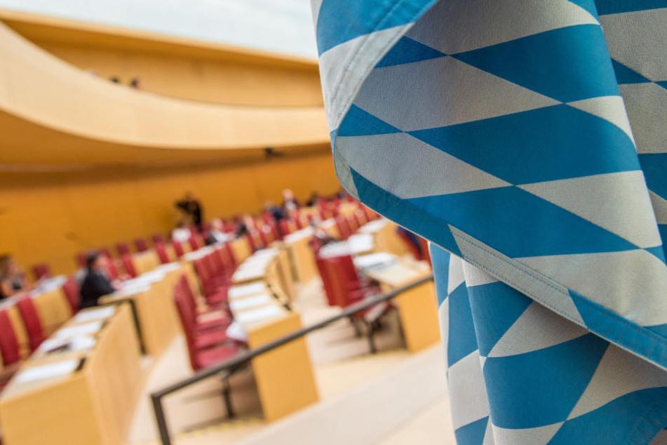 Im Landtag sprach sich nur die CSU für die Begrenzung der Amtszeit aus. (Symbolbild)