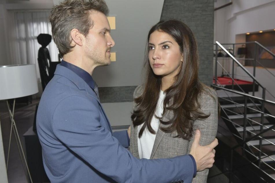 Wird Lauras und Felix' Liebe zerbrechen?