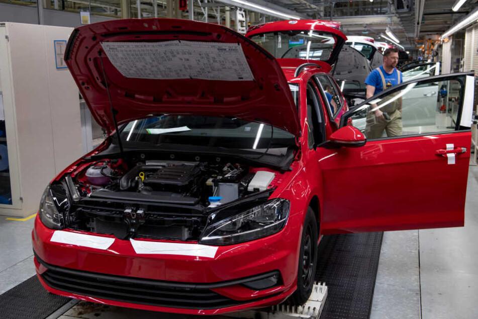VW baut Stellen ab.