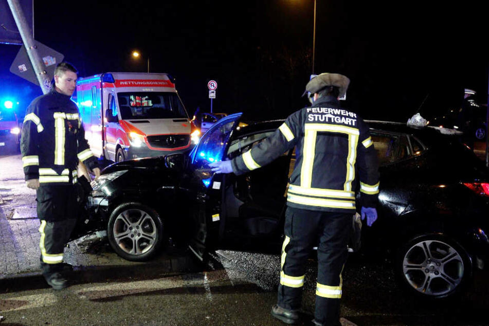 Der Renault Clio des 61-Jährigen. Polizisten fanden den Mann leblos hinterm Lenkrad.