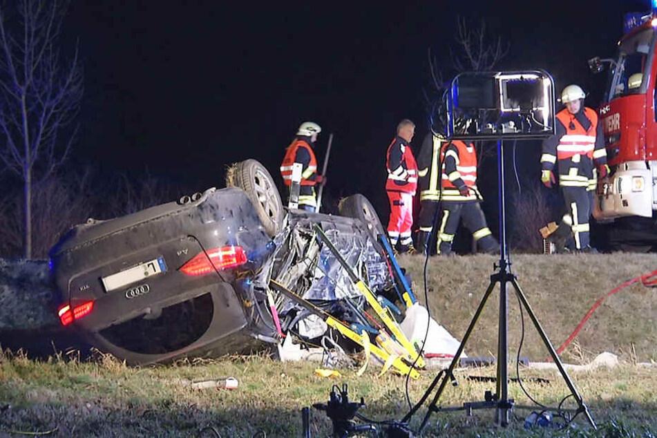 Der Audi-Fahrer war erst 33, als er starb.