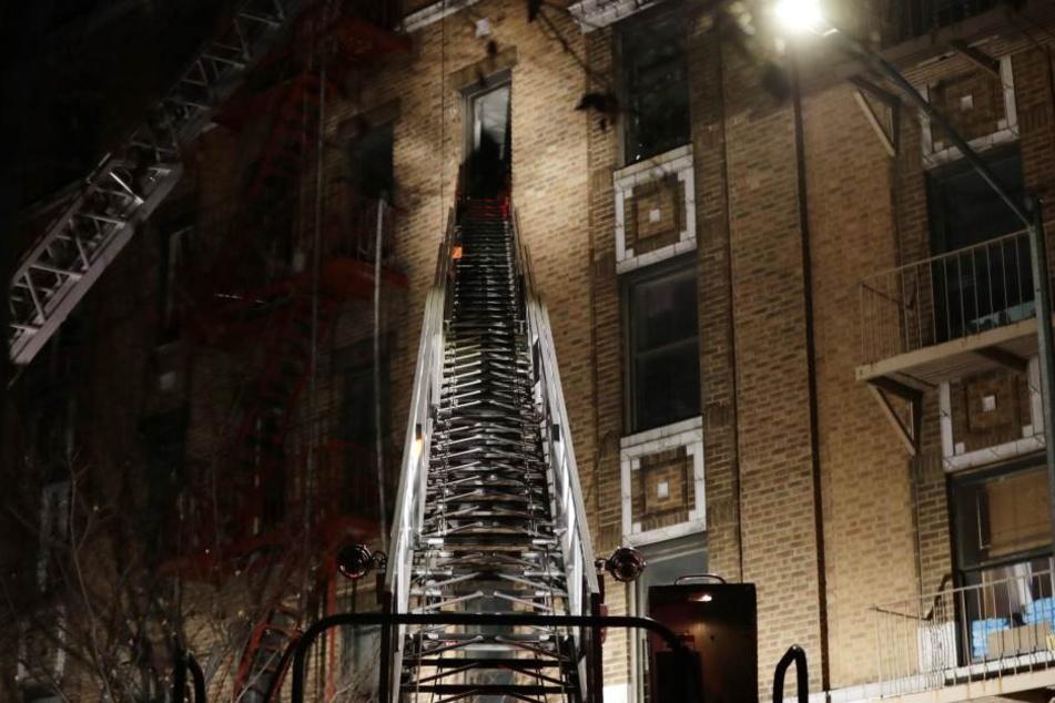160 Feuerwehrleute waren im Einsatz.