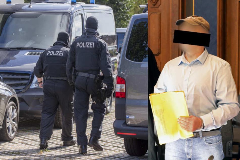 """Dresden: Bei Razzia entdeckt: Wie kommt Polizei-Munition in """"Prepper""""-Hände?"""