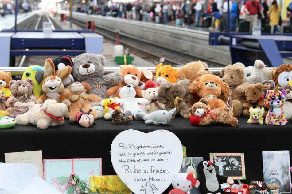 Frankfurt: Attacke am Hauptbahnhof: Keine Gedenkstätte mehr an Gleis 7