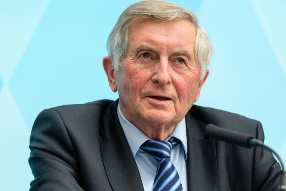 Alois Glück sieht beim Artenschutz mehrere Parteien in der Pflicht.