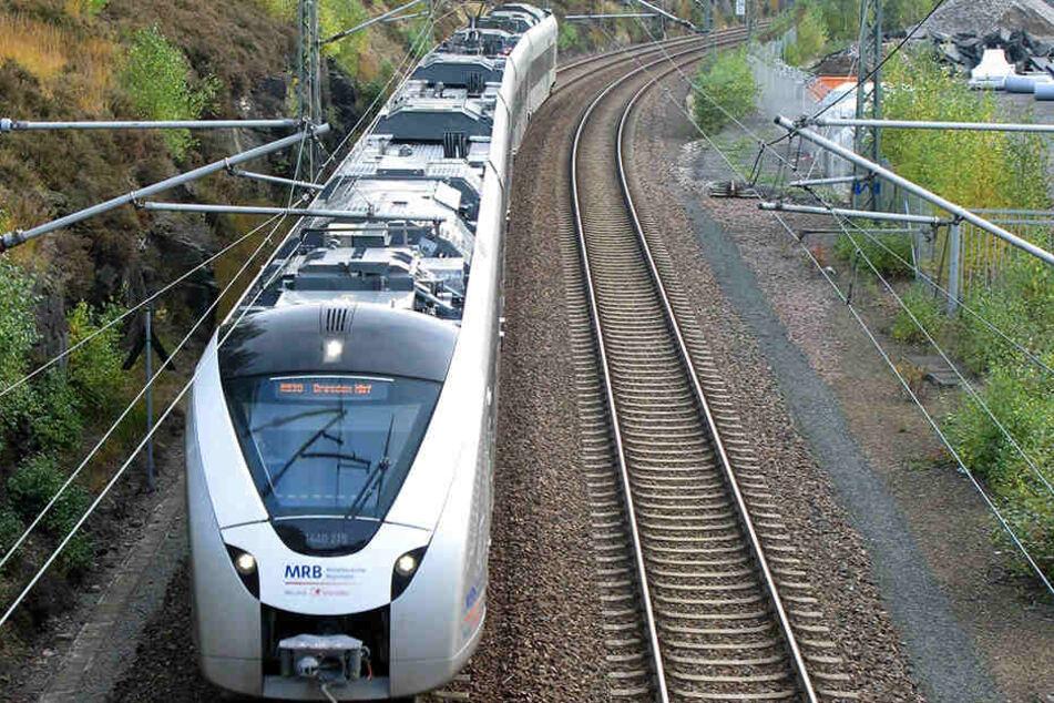 Pannenbahn: Die neuen Silberpfeile der Regiobahn müssen repariert werden.