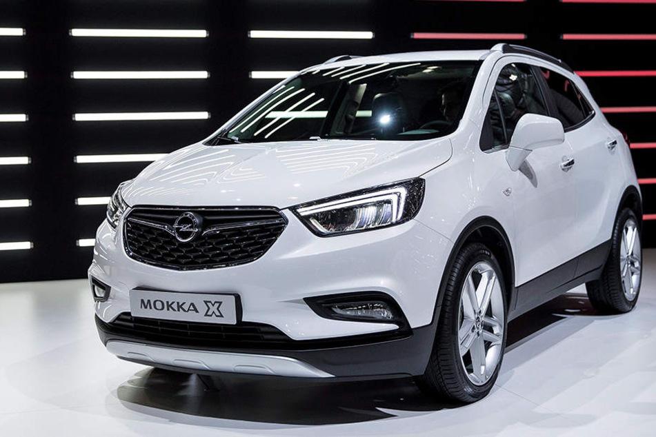 Der Opel Mokka soll zukünftig in Eisenach gebaut werden.