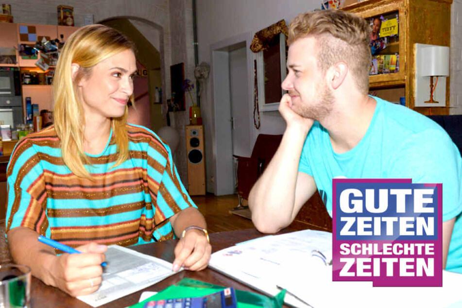 Nach heißem GZSZ-Sex: Werden Sophie und Jonas ein Paar?