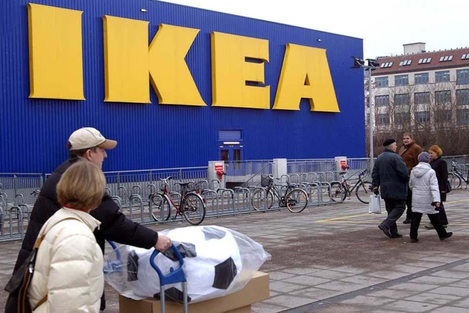 Bei IKEA in Tempelhof gab es am Donnerstag eine Evakuierung (Symbolbild).