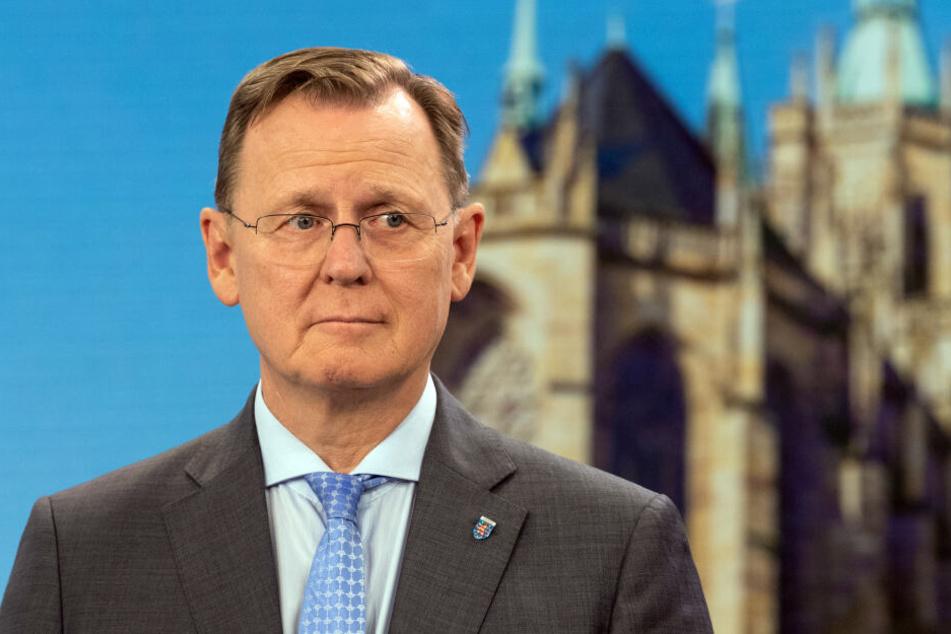 Bodo Ramelow steht für die Linke an der Spitze der Regierung in Thüringen, will sich im Februar wieder zum Ministerpräsidenten wählen lassen.