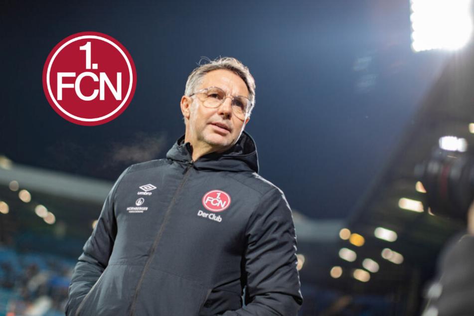 Damir Canadi gefeuert! 1. FC Nürnberg zieht die Reißleine