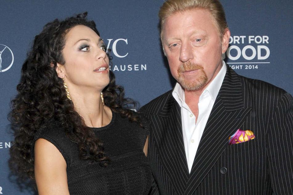 Boris und Lilly Becker lassen sich scheiden.